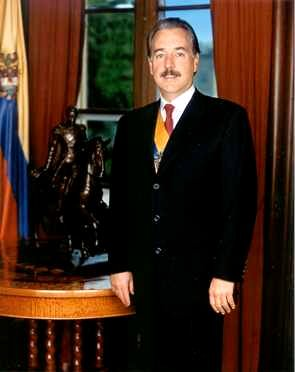 2. Cambio Para Construir La Paz. Andrés Pastrana Arango (1998 - 2002).